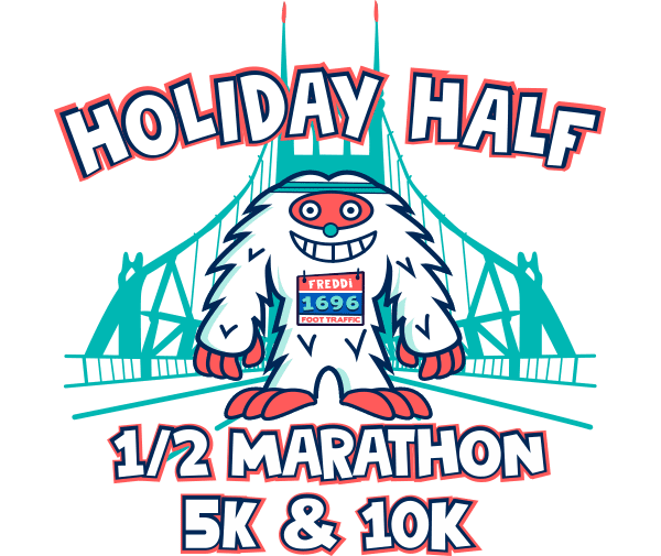 Holiday Half run kids