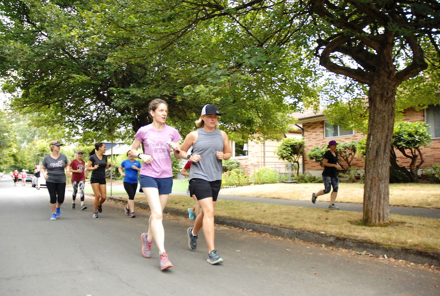 So what's the big difference between intervals, tempo runs, and fartlek workouts?