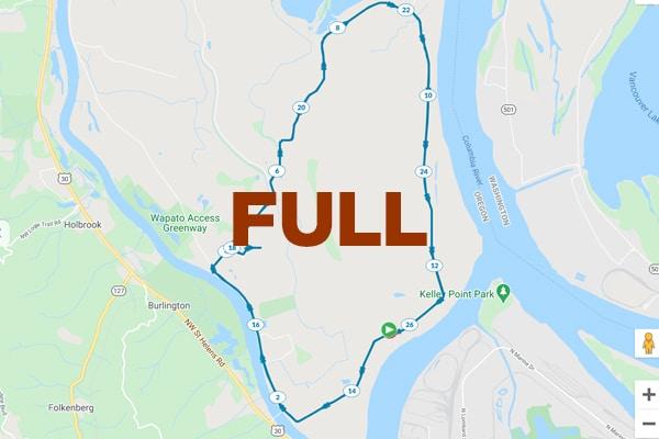 Full Marathon Map