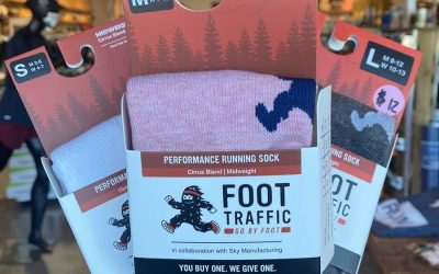 Buy One Pair Of Socks – We DONATE A Pair!